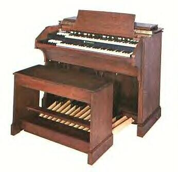 Organo Hammond Documenti Suono Elettronico