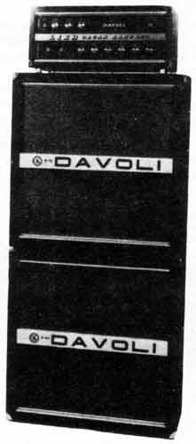 Lied organ bass 200 r davoli amplificatore per organo for Classic house organ bass