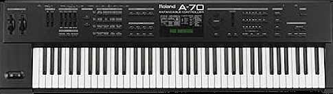 A-70  expandable keyboard controller Quick Guide Manual