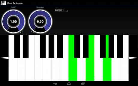 Music Synthesizer per Android