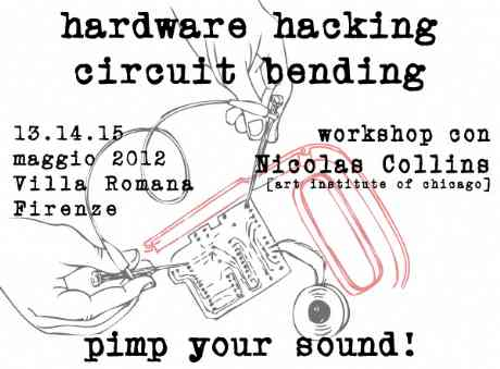 Homemade electronic music/Hardware Hacking Workshop
