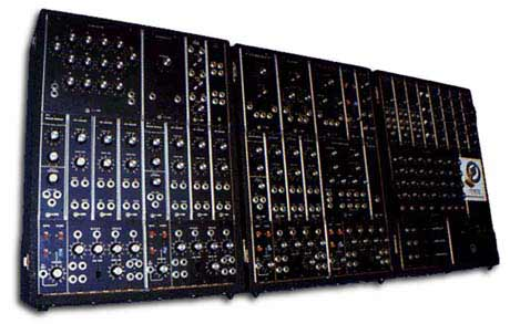 MOOG   Synthesizer 3C